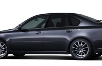 Subaru Legacy B4 tuned by STI