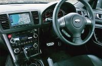 Subaru Legacy B4 tuned by STI салон