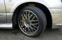 Subaru Legacy S401 STI диски