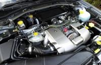 Subaru Legacy S401 STI двигатель
