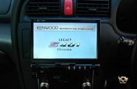 Subaru Legacy S401 STI kenwood