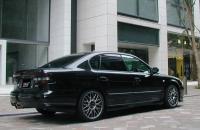 Subaru Legacy S401 STI
