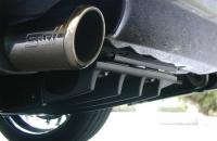 Subaru Legacy S401 STI выхлоп