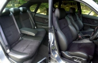 Subaru Legacy S401 STI салон