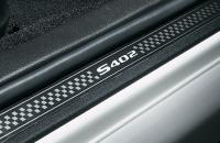 Subaru Legacy S402 STI накладки на пороги