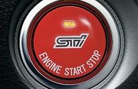 Subaru Legacy S402 STI кнопка запуска