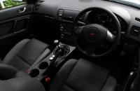 Subaru Legacy S402 STI  салон
