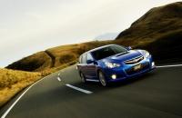 Subaru Legacy tS 2010