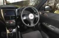 Subaru Impreza STI 2009 Litchfield Type 20 салон