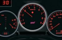 Subaru Impreza Litchfield Type 25 2007 панель приборов
