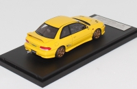 Mark43 PM4357SY Subaru Impreza WRX Type R Sti 1997 GC8 Sports Wheel Yellow