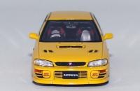 Mark43 PM4357SY Subaru Impreza WRX Type R Sti 1997 GC8 Sports Wheel Yellow