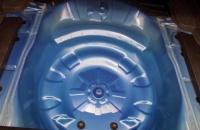 RA-R Concept ниша запасного колеса
