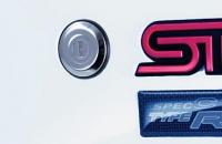 Subaru Impreza WRX STI Spec-C type-RA шильдик