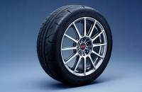 Subaru Impreza WRX STI Spec-C type-RA колеса