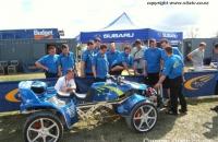 STI ATV и команда SWRT