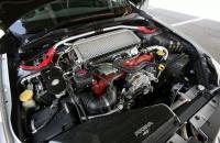 Subaru WRX STI 2009 NBR Challenge engine