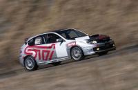 Subaru WRX STI 2009 NBR Challenge
