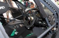 Subaru WRX STI 2009 NBR Challenge cockpit