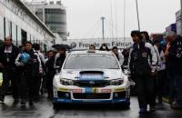 Subaru Impreza STI NBR Challenge 2011 GVB