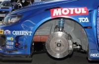 Subaru Impreza WRX STI 2012 NBR Challenge GVB brake