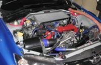 Subaru Impreza WRX STI 2012 NBR Challenge GVB engine