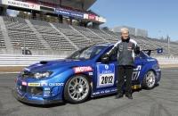 Subaru Impreza WRX STI 2012 NBR Challenge GVB