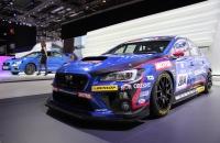 Subaru Impreza STI NBR Challenge 2014