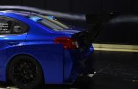 Subaru Impreza STI NBR Challenge 2015 aero