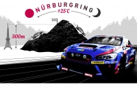 Subaru Impreza STI NBR Challenge 2015