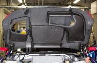 Subaru STI NBR Challenge 2017 карбоновый капот