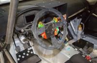 Subaru STI NBR Challenge 2017 рулевое колесо