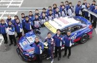 Subaru STI NBR Challenge 2017 команда