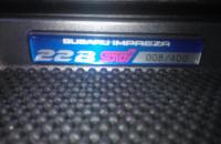 Subaru Impreza 22B 008/400