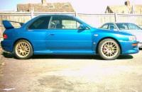 Subaru Impreza 22B 009/400