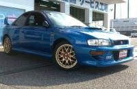 Subaru Impreza 22B 057/400