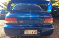 Subaru Impreza 22B 094/400