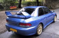Subaru Impreza 22B 126/400