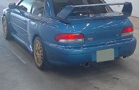 Subaru Impreza 22B 135/400