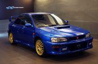 Subaru Impreza 22B 195/400
