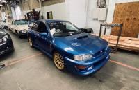 Subaru Impreza 22B 200/400