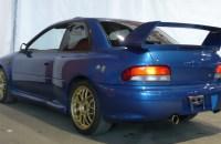 Subaru Impreza 22B 207/400