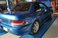 Subaru Impreza 22B 212/400