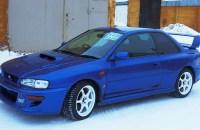 Subaru Impreza 22B 253/400