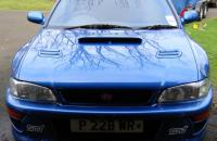 Subaru Impreza 22B 259/400