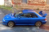 Subaru Impreza 22B 262/400