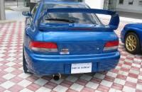 Subaru Impreza 22B 287/400