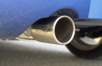 Subaru Impreza 22B выхлоп