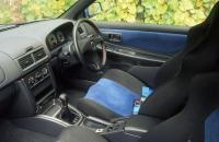 Subaru Impreza 22B салон