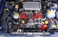 Subaru Impreza 22B двигатель
